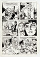 Dick Ayers and Tony DeZuniga Mighty Crusaders #6 Story Page 8 Original Art (Archie, 1984)