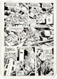 Dick Ayers and Tony DeZuniga The Mighty Crusaders #6 Story Page 6 Original Art (Archie, 1984)