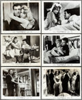 "Movie Posters:Foreign, La Parisienne (United Artists, 1958) Fine/Very Fine. Photos (19) (8"" X 10"") & Cut Pressbook (12 Pages, 11"" X 17""). Foreign.... (Total: 20 Items)"