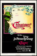"""Movie Posters:Mystery, Chinatown (Paramount, 1974) Folded, Very Fine-. One Sheet (27"""" X 41""""). Jim Pearsall Artwork. Mystery...."""