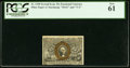 Fractional Currency:Second Issue, Fr. 1290 25¢ Second Issue PCGS New 61.. ...