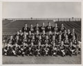Football Collectibles:Photos, 1941 Green Bay Packers Team Signed Photograph....