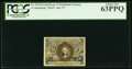 Fractional Currency:Second Issue, Fr. 1234 5¢ Second Issue PCGS Choice New 63PPQ.. ...