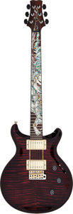 Musical Instruments:Electric Guitars, 2010 Paul Reed Smith (PRS) Dragon 25th Anniversary Black C...