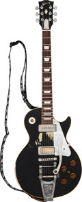 Musical Instruments:Electric Guitars, Circa 2004-2006 Gibson Les Paul Neil Young 'Old Black' Solid BodyElectric Guitar, Serial # 64188.. ...