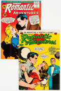 Golden Age (1938-1955):Romance, Romantic Adventures #34 and 119 Group (ACG, 1955-61) Condition:Average VF.... (Total: 2 Comic Books)