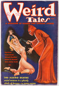 Pulps:Horror, Weird Tales - March 1936 (Popular Fiction) Condition: VG/FN....