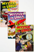 Silver Age (1956-1969):Science Fiction, Mystery in Space Group of 5 (DC, 1959) Condition: Average VG/FN.... (Total: 5 )