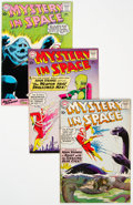 Silver Age (1956-1969):Science Fiction, Mystery in Space Group of 8 (DC, 1960-61) Condition: AverageVG/FN.... (Total: 8 Comic Books)