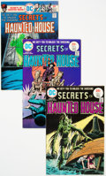 Bronze Age (1970-1979):Horror, Secrets of Haunted House #1-46 Complete Series Group (DC, 1975-82)Condition: Average VF.... (Total: 46 Comic Books)