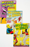 Silver Age (1956-1969):Science Fiction, Mystery in Space Group of 13 (DC, 1961-65) Condition: Average VG+.... (Total: 13 )