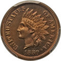 Proof Indian Cents: , 1880 1C PR66 Red and Brown PCGS. CAC. PCGS Population: (36/8). NGC Census: (25/4). PR66. Mintage 3,955. ...