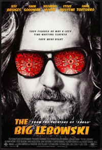"The Big Lebowski (Polygram, 1998) Rolled, Very Fine-. International One Sheet (27"" X 40""). Comedy"