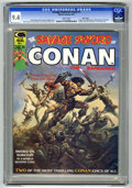 Magazines:Superhero, Savage Sword of Conan #1 Massachusetts pedigree (Marvel, 1974) CGCNM 9.4 White pages. ...