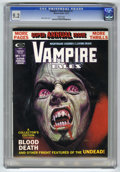 Bronze Age (1970-1979):Horror, Vampire Tales Annual #1 (Marvel, 1975) CGC NM- 9.2 White pages. BobLarkin cover art. Overstreet 2004 NM- 9.2 value = $25.CG...