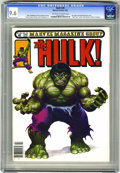 Magazines:Superhero, Hulk #26 (Marvel, 1981) CGC NM+ 9.6 Off-white to white pages. ...