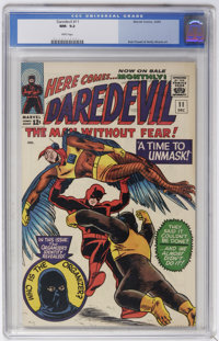 Daredevil #11 (Marvel, 1965) CGC NM- 9.2 White pages