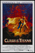 """Movie Posters:Fantasy, Clash of the Titans (MGM, 1981). One Sheet (27"""" X 41""""). Fantasy.Starring Laurence Olivier, Harry Hamlin, Claire Bloom and M..."""