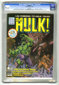 Magazines:Superhero, Hulk #12 (Marvel, 1978) CGC NM+ 9.6 White pages. Lou Ferrignointerview. Joe Jusko cover. Ron Wilson, Ernie Chan, and Keith ...