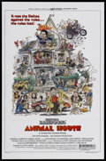 "Movie Posters:Comedy, Animal House (Universal, 1978). One Sheet (27"" X 41"") Style B. Comedy. Starring John Belushi, Tim Matheson, John Vernon, Ver..."