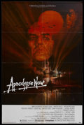"Movie Posters:War, Apocalypse Now (United Artists, 1979). One Sheet (27"" X 41""). War. Starring Marlon Brando, Martin Sheen, Robert Duvall, Fred..."