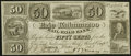 Obsoletes By State:Michigan, Adrian, MI- Erie and Kalamazoo Rail-Road Bank 50¢ Mar. 11, 1841 Very Fine.. ...
