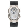 Estate Jewelry:Watches, Philip Stein Lady's Stainless Steel Watch. ...