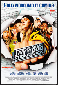 "Jay and Silent Bob Strike Back & Other Lot (Miramax, 2001) Rolled, Very Fine/Near Mint. One Sheets (2) (27""..."