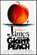 "Movie Posters:Animation, James and the Giant Peach & Other Lot (Buena Vista, 1996)Rolled, Overall Grade: Very Fine. One Sheets (2) (27"" X 40"" &27"" ... (Total: 2 Items)"