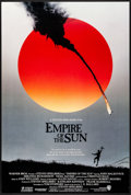 Movie Posters:Drama, Empire of the Sun & Other Lot (Warner Brothers, 1987) Roll...