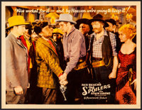 """The Spoilers (Paramount, 1930) Very Fine-. Half Sheet (22"""" X 28.5""""). Western"""