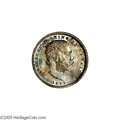 Coins of Hawaii: , 1884 MS Kingdom of Hawaii Half Dollar Overstrike MS63 Uncertified....