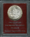 Additional Certified Coins: , 1891-CC S$1 Morgan Dollar MS65 Paramount International (MS63)....