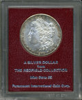 Additional Certified Coins: , 1898-S S$1 Morgan Dollar MS65 Paramount International (MS64)....