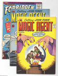 Silver Age (1956-1969):Mystery, ACG Miscellaneous Group (ACG, 1961-67) Condition: Average FN/VF.Seventeen-issue lot includes Magic Agent #2 and 3; Fo... (Total: 17Comic Books Item)