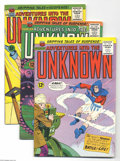 Golden Age (1938-1955):Horror, Adventures Into the Unknown #156-169 Group (ACG, 1965-67)Condition: Average FN/VF. Fourteen-issue lot includes #156, 157,1... (Total: 14 Comic Books Item)
