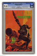 Modern Age (1980-Present):Science Fiction, Aliens Vs. Predator #1 (Dark Horse, 1990) CGC NM+ 9.6 White pages.Highest grade yet assigned by CGC for this issue. Overstr...