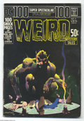 Bronze Age (1970-1979):Horror, DC 100-Page Super Spectacular #4 Weird Mystery Tales (DC, 1971)Condition: FN-. Bernie Wrightson cover. Wrightson, Mort Druc...