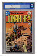 Bronze Age (1970-1979):Western, Jonah Hex #2 (DC, 1977) CGC NM+ 9.6 White pages. Jose Luis Garcia-Lopez cover and art. Overstreet 2004 NM- 9.2 value = $60. ...