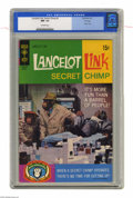 Bronze Age (1970-1979):Humor, Lancelot Link Secret Chimp #2 File Copy (Gold Key, 1971) CGC NM- 9.2 Off-white pages. Photo cover. Currently ranks as the hi...