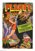 Golden Age (1938-1955):Science Fiction, Planet Comics #45 (Fiction House, 1946) Condition: GD. Lily Renee,Rafael Astarita, Murphy Anderson, and Bob Lubbers art. Co...
