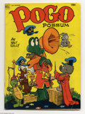 Golden Age (1938-1955):Funny Animal, Pogo Possum #10 (Dell, 1952) Condition: VG+. Infinity cover. WaltKelly cover and art. Overstreet 2004 VG 4.0 value = $48. ...