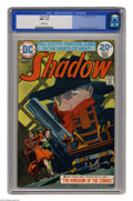 Bronze Age (1970-1979):Miscellaneous, The Shadow #3 (DC, 1974) CGC NM+ 9.6 White pages. Mike Kaluta andBernie Wrightson art. Overstreet 2004 NM- 9.2 value = $25....