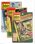 Golden Age (1938-1955):Classics Illustrated, Stories by Famous Authors Illustrated #1-13 Group (Seaboard Pub.,1950) Condition: Average VG. This is the entire run of thi...(Total: 13 Comic Books Item)