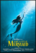 """Movie Posters:Animation, The Little Mermaid (Buena Vista, R-1997) Rolled, Very Fine+. One Sheet (27"""" X 40"""") DS Advance. John Alvin Artwork. Animation..."""
