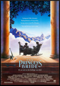 "Movie Posters:Fantasy, The Princess Bride (20th Century Fox, 1987) Rolled, Very Fine-. One Sheet (27"" X 39.75""). John Alvin Artwork. Fantasy...."