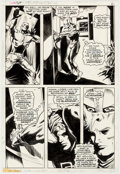 Original Comic Art:Panel Pages, Gene Colan and Syd Shores Daredevil #64 Story Page 5Original Art (Marvel Comics, 1970). ...