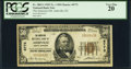 Asheville, NC - $50 1929 Ty. 1 The American NB Ch. # 8772 PCGS Very Fine 20