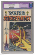 Golden Age (1938-1955):Science Fiction, Weird Science-Fantasy #28 (EC, 1955) CGC Apparent VF 8.0 Slight (P)Off-white to white pages. Wally Wood, Al Williamson, and...