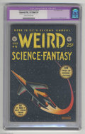Golden Age (1938-1955):Science Fiction, Weird Science-Fantasy Annual #2 (EC, 1953) CGC Apparent FN+ 6.5Slight (A) Cream to off-white pages. Limited distribution. A...